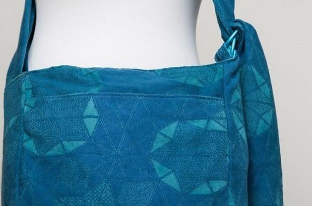 Turquoise bag