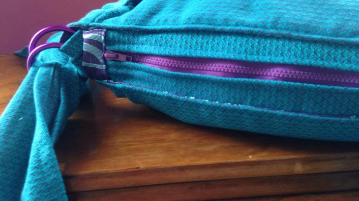 Co-ordinating zips